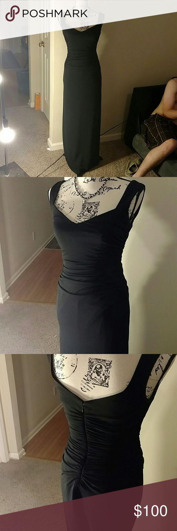 Laundry dress size 4 Laundry dress size 4 perfect black formal dress floor length Laundry by Design Dresses