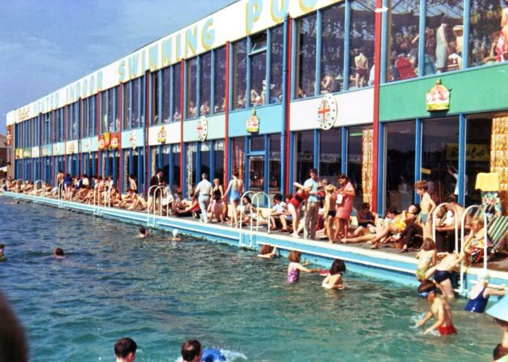 184 best images about butlins holiday camp on pinterest - Swimming pools in south yorkshire ...