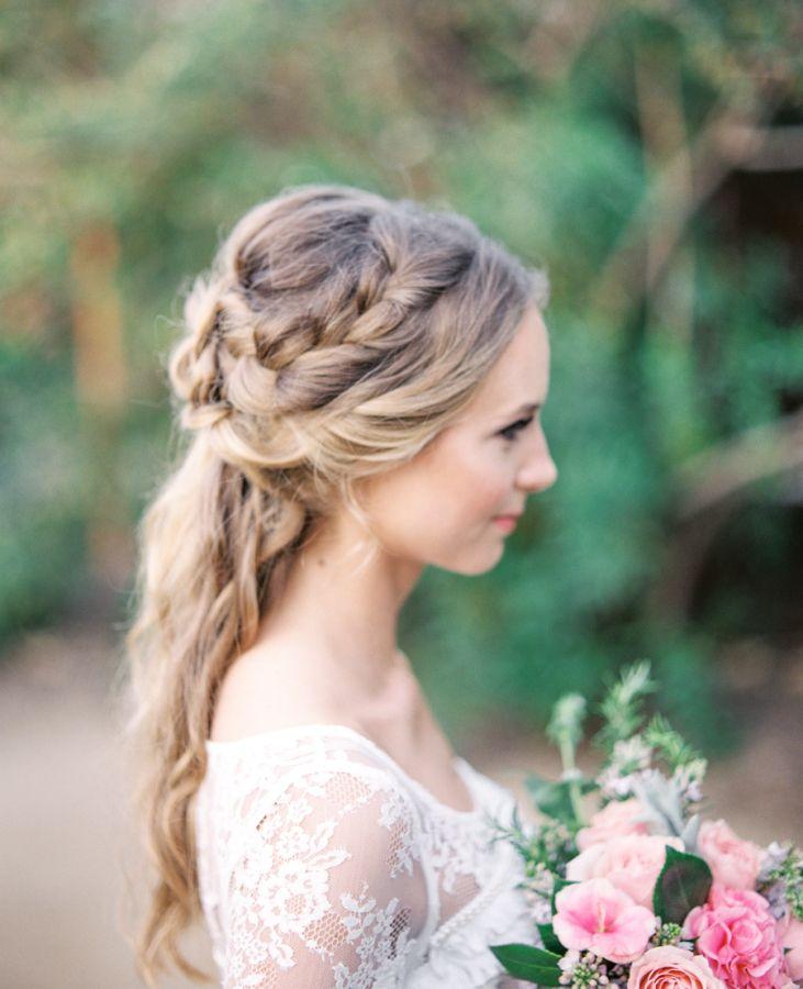 Bohemian Inspired California Wedding At Holly Farm: The Organic, Farm-to-Table Wedding Inspo Of Your Dreams