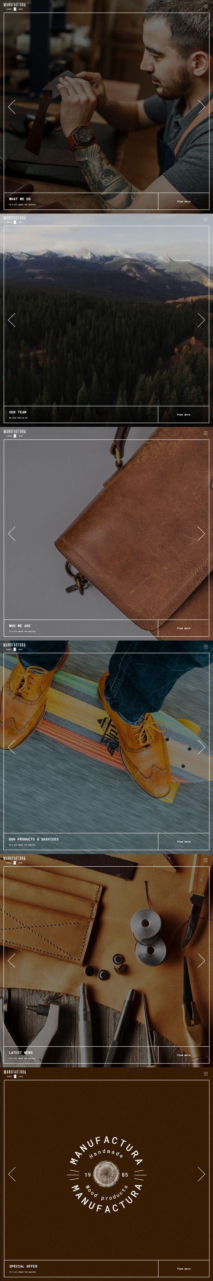 #slideshow #manufactura #WordPress #theme #arts #crafts  #handmade #websites  #leathercraft #carpentry  #jewelryshop  #responsive #retinaready