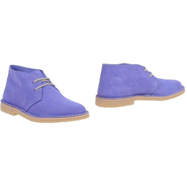 Cafènoir Shoe Boots (565 HRK) ❤ liked on Polyvore featuring shoes, boots, ankle booties, purple, real leather boots, leather booties, round toe booties, purple leather boots and leather boots