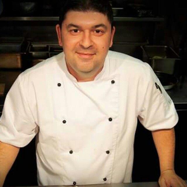 Squisito head chef Anton Camilleri