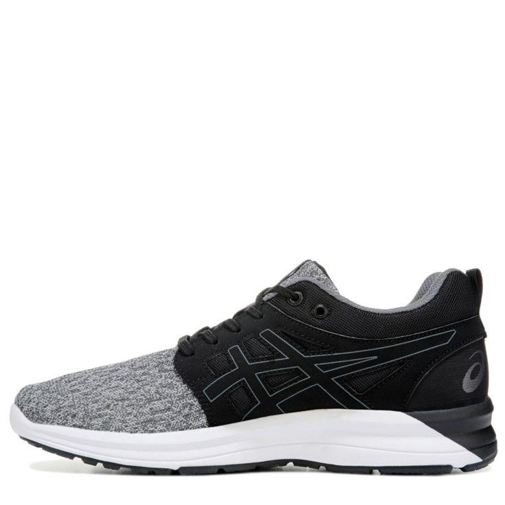 ASICS Men's Gel-Torrance Running Shoes (Grey/Black/Carbon)