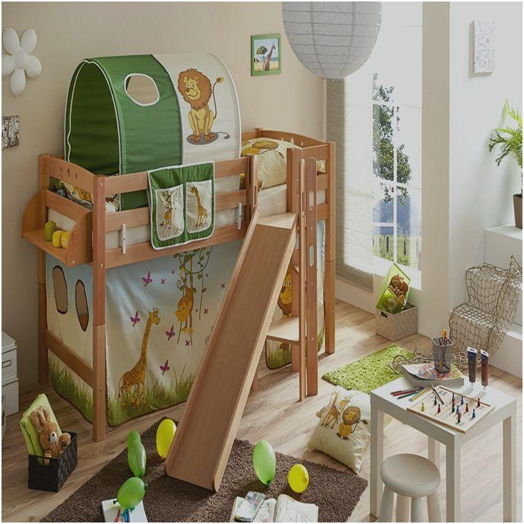 Nice Rutsche Für Kinderzimmer Einzigartige Ein Bett Mit
