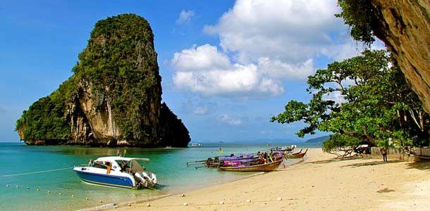 Krabi - http://www.rantapallo.fi/thaimaa/krabi/