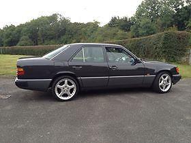 Mercedes 300e    - http://classiccarsunder1000.com/archives/9955