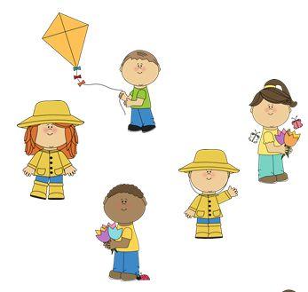 Spring pronoun activities