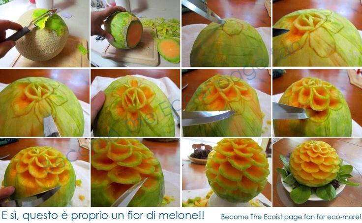 #melone #foodart #art