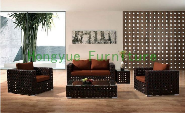 Find More Rattan / Wicker Sofas Information about pe rattan living room sofa designs,High Quality sofa set recliner,China sofa set price Suppliers, Cheap sofa louis from Hongyue Cane Skill Furniture on Aliexpress.com