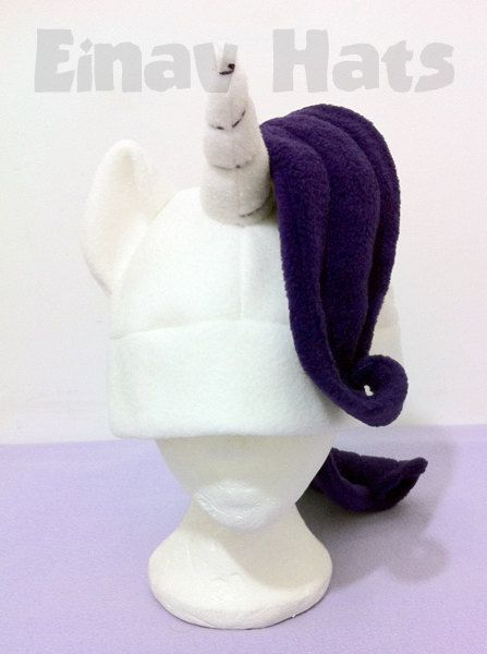 Rarity Hat - My Little Pony