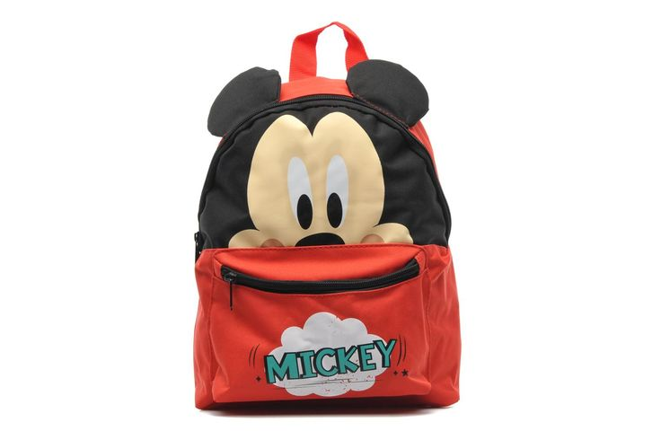 Sac à dos MICKEY caché by Disney (Red) | Sarenza UK | Your Rucksacks Sac à dos MICKEY caché Disney delivered for Free