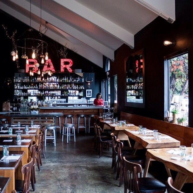 312 Best Bar Eatery Images On Pinterest Restaurant Cafe Design And