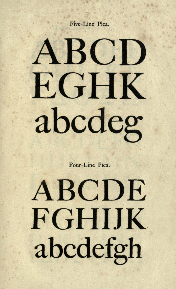 """William Caslon's classic typeface has largely faded from the computer era, but it's still my favorite """"display"""" face (that is, other than body text). It's beautifully rounded and full, and quite readable."""
