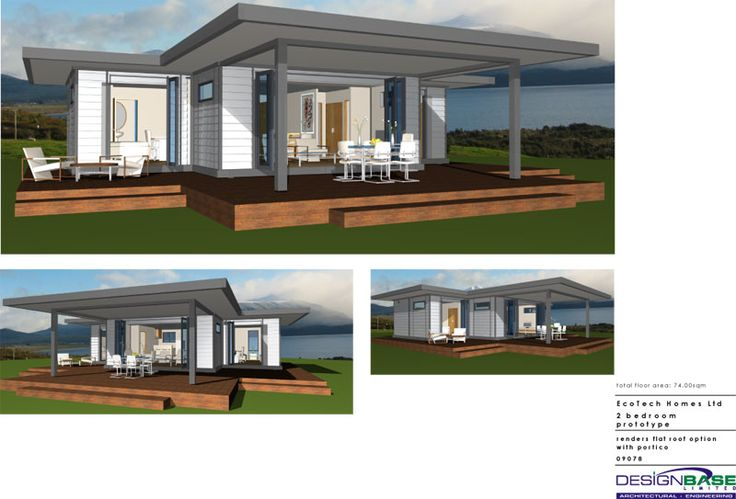 Prefab homes, Modular housing, housing modules, Sustainable eco homes, kitset homes from EcoTech Homes, New Zealand
