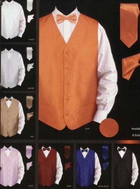 Shop Mens Satin Vest Set  #MensVestTieSet #MensDresses #MensCollection #ShopNow #Mensitaly