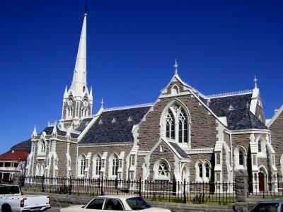 The Dutch Reformed Church Graaff Reinet