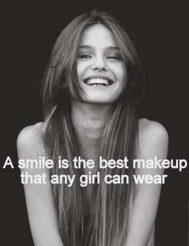 A smile is the best accessory