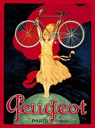 16 poster vintage di biciclette come non se ne vedono più #bike #oldstyle #Ciclografica #vélo #bici #retro