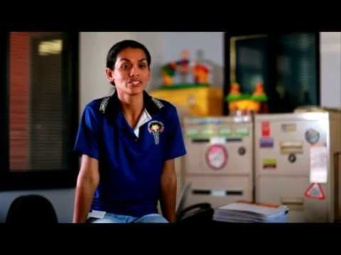 Find out what it's like to be a child health nurse.