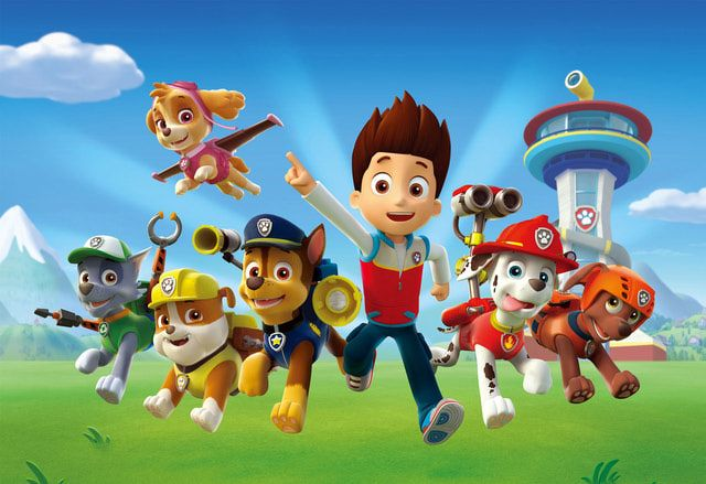 Paw Patrol - Meet the Characters: Paw Patrol - Meet the Characters