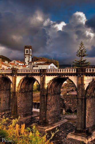 Ribeira Grande, São Miguel Island / Azores  Portugal   RePinned by : www.powercouplelife.com