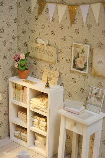 Adorable miniature diorama | Flickr