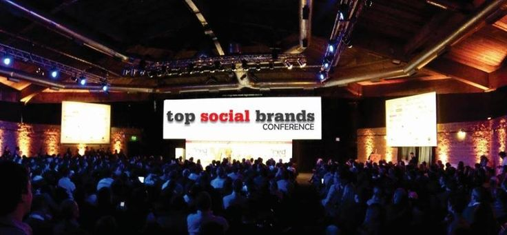 Top Social Brands Conference 2015