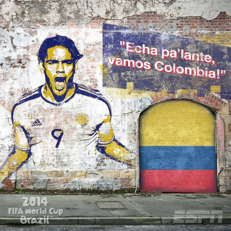 Colombia - 2014 World Cup Brazil