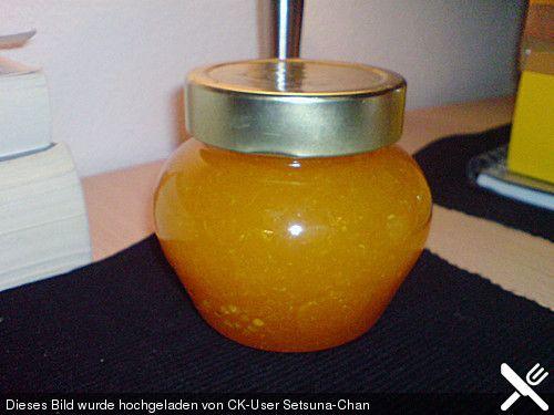 Rosinenkinds weihnachtliches Apfelgelee (Rezept mit Bild) | Chefkoch.de
