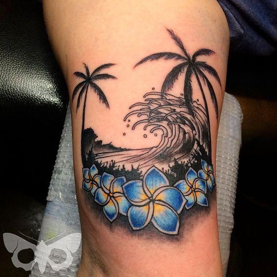 Free Palm Beach Tattoos