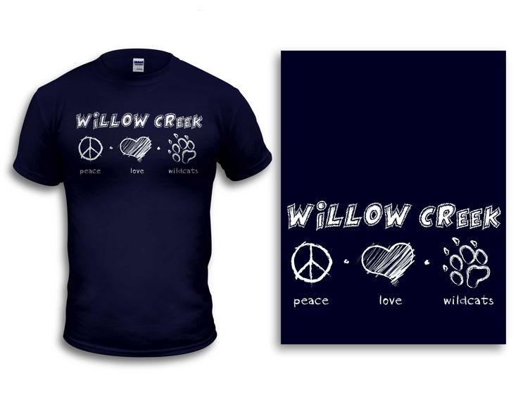 spirit store willow creek elementary pto