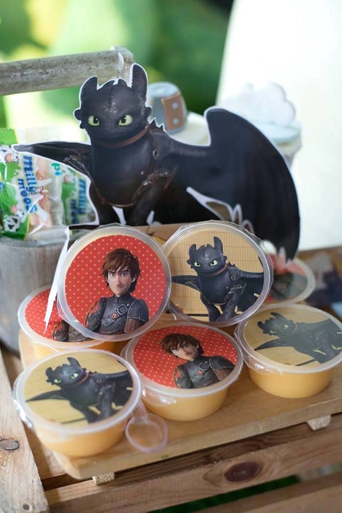 How To Train Your Dragon Favors From A Viking Amp Dragons