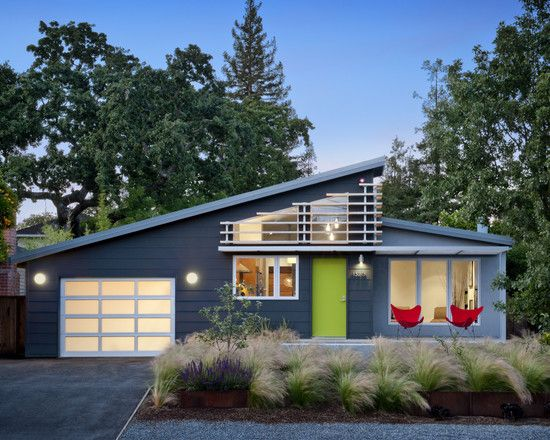 Atomic Ranch Design House Exterior Pinterest