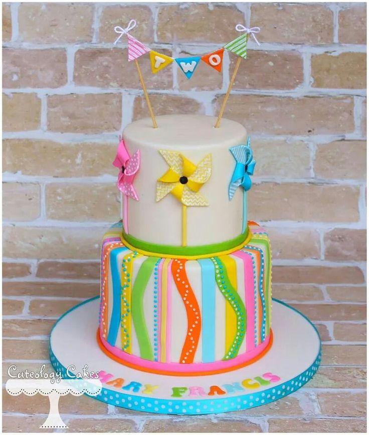 299 best Birthday cakes for girls images on Pinterest Birthday