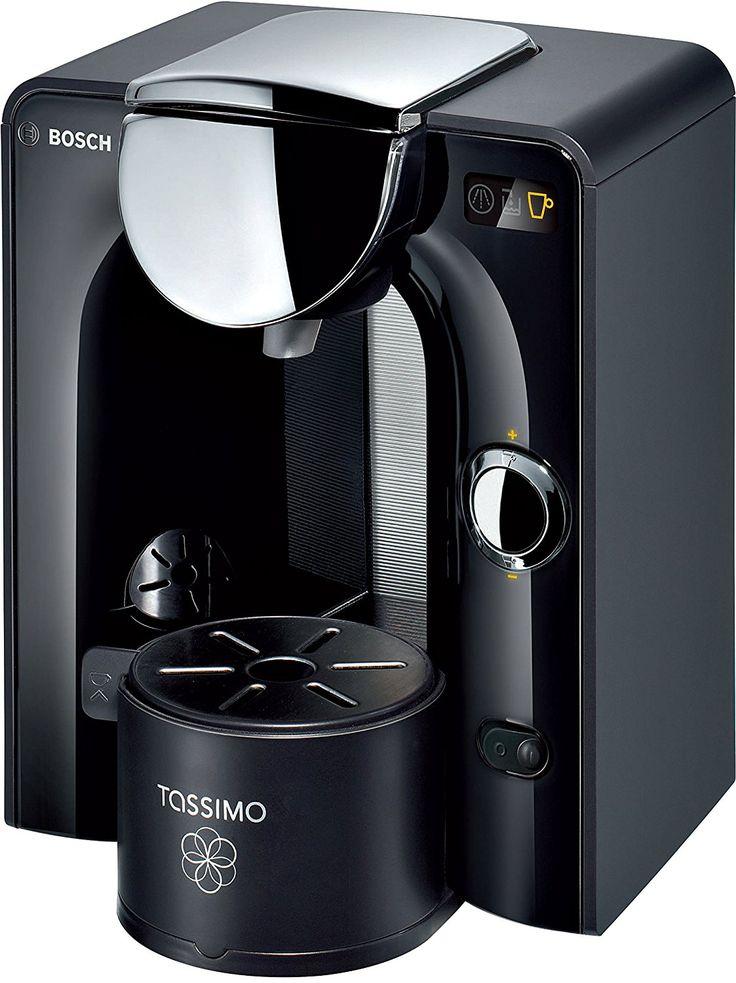 Bosch Tassimo TAS5542GB Hot Drinks and Coffee Machine, 1300 W - Black