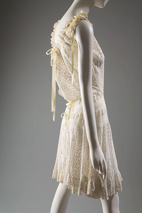 Undergarments became increasingly streamlined during the late 19th century. Combinations, which joined a camisole and drawers into a single ...