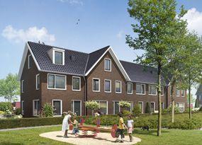 #Huissen - Loovelden Tuindorp West - Sfeervol en dorps wonen in jaren 30 geïnspireerde woningen. #nieuwbouw #bouwfonds #Huissen #groenwonen