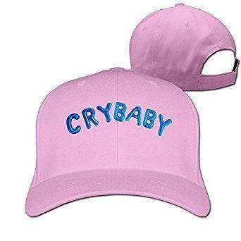 Unisex Cry Baby (Album) - Melanie Martinez Cute Plain Adjustable Snapback Hats Snapback Hat Cap at Amazon Men's Clothing store: