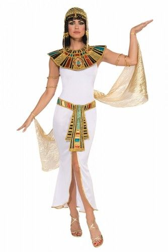 Gorgeous Cleopatra costume, shop Ancient Egypt online at Costume Direct!