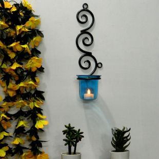 Buy Tu Casa Wall Hanging Candle Holder With LED Online in India - TU848DE12EITINDFUR - FabFurnish.com
