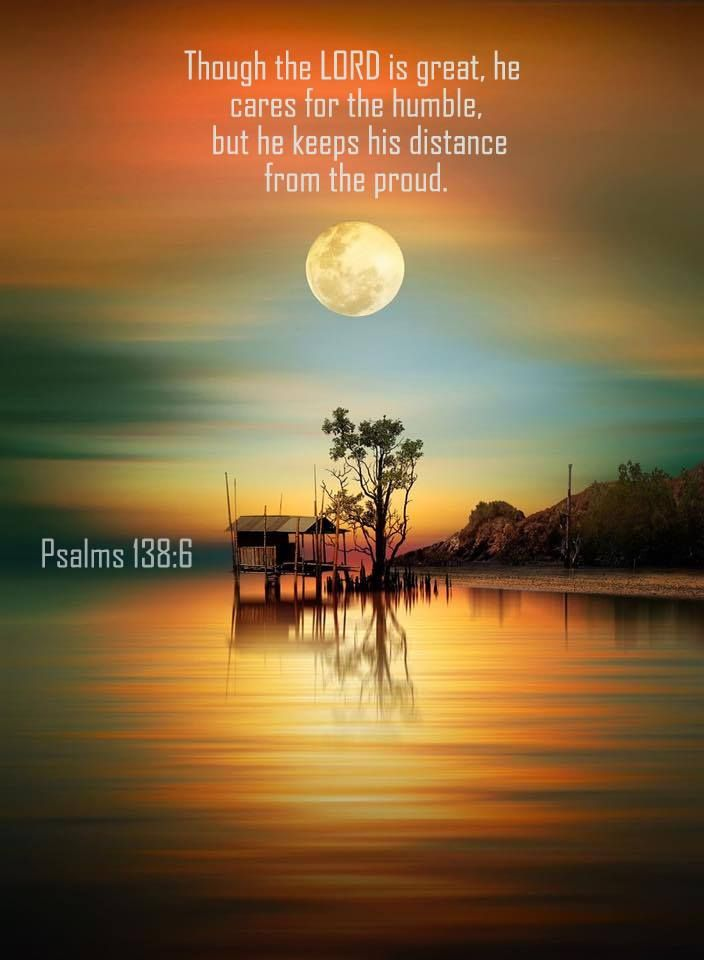 Image result for psalm 138:6