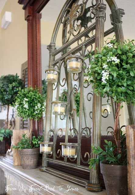 New Mantel Display Our Home Pinterest Mantels