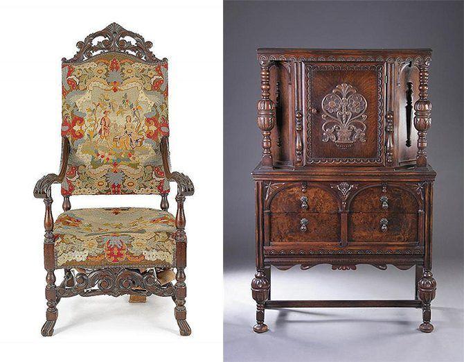 48 best jacobean furniture images on pinterest jacobean. Black Bedroom Furniture Sets. Home Design Ideas