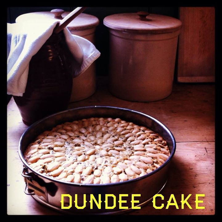Scottish Whisky Cake Recipe