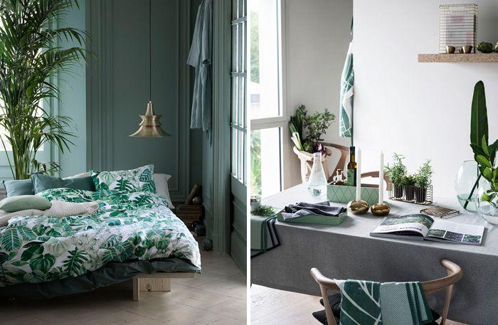 H&M Homes vårkollektion 2016 är här –gröna toner i fokus