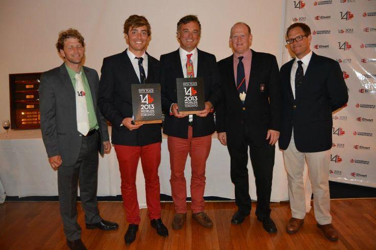 Great Britain's international 14 Sailing Team #MadeinEngland #GB #Sailing