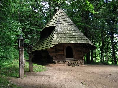Open-air museum/Skansen, Sanok (Poland)