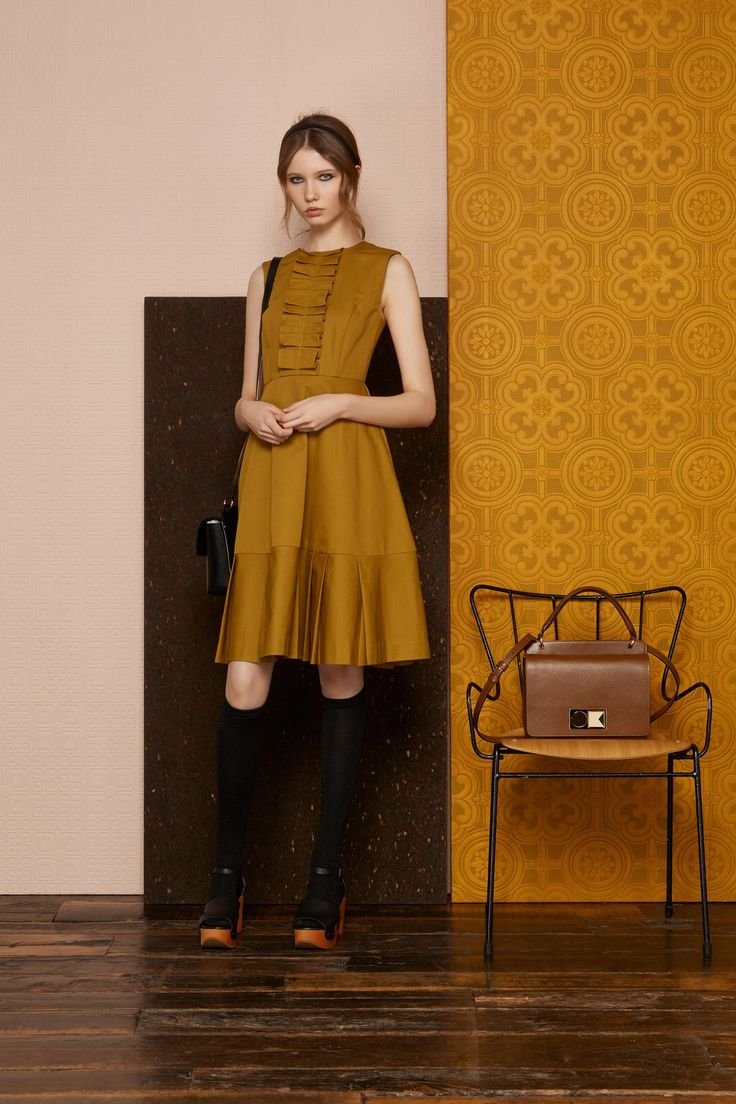 Orla Kiely Pre-Fall 2017 Collection Photos - Vogue