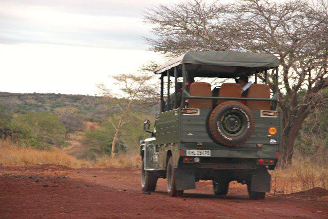 Ubizane is a wonderful reserve with Giraffe, Zebra, White Rhino, Blue Wildebeest and a variety of plains game and birdlife ...