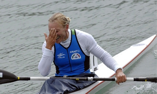 Olimpiadi Londra 2012: Josefa Idem